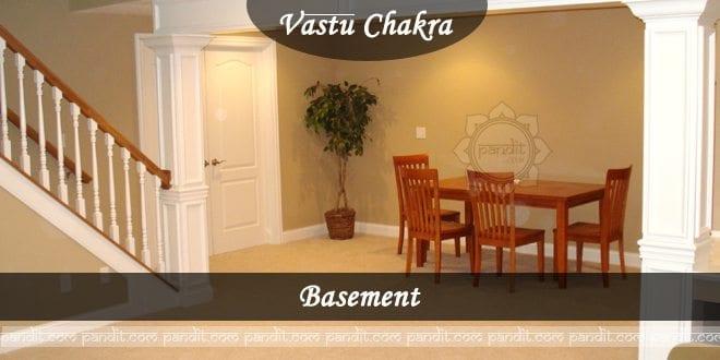 Vaastu Advices for the Basement