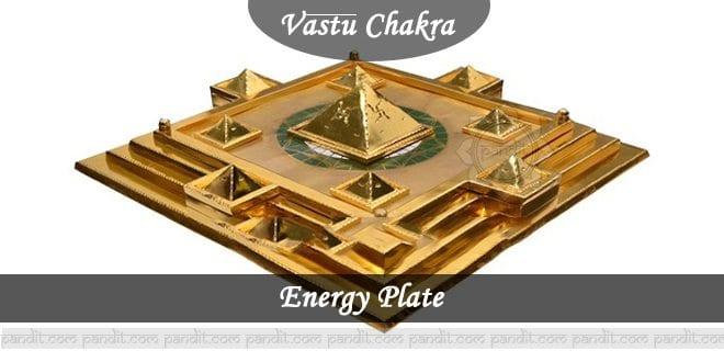 Vaastu Energy Plate