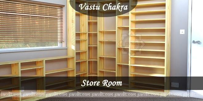 Vaastu Advice for Store Room