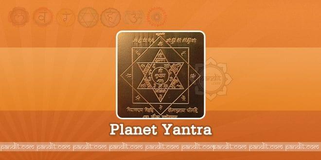 Planet Yantra