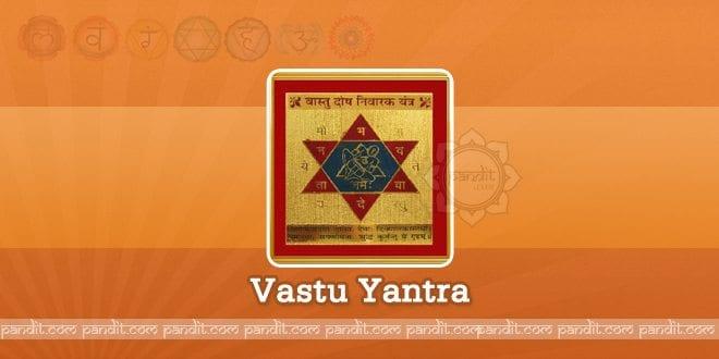 Magical Vastu Yantra