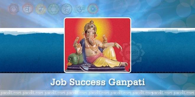 Job Success Ganpati