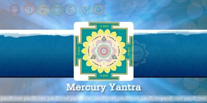 Mercury Yantra