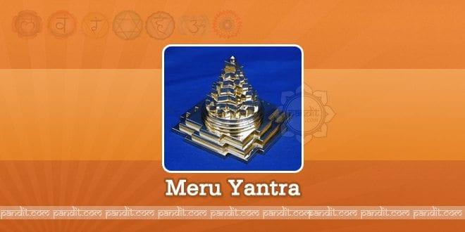 Meru Yantra