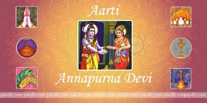 Annapurna Devi Aarti