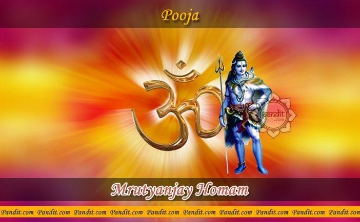 Mrutyanjay Homam