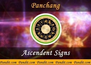Ascendent Sign