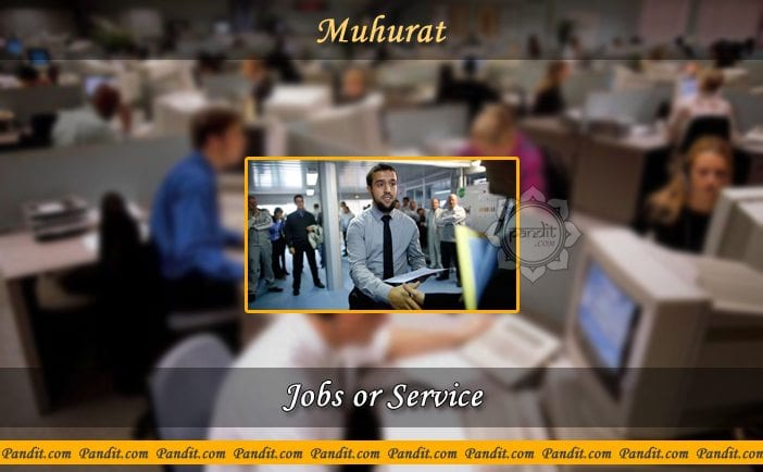 Service And Jobs