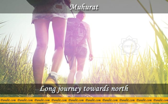 Long Journey Towards North