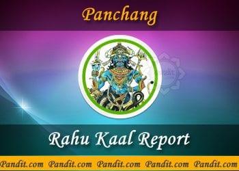 Rahu Kaal Report