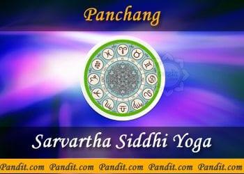 Sarvartha Siddhi Yoga