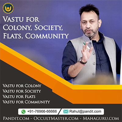 Vastu for Colony, Society, Flats, Community